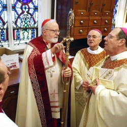 Mainers react to new bishop, who played key role in purging of sexually abusive priests