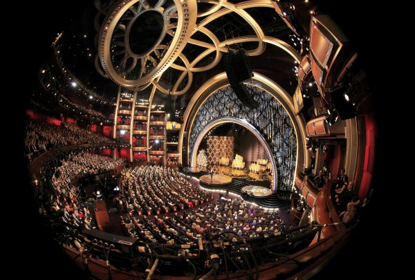 Ellen Degeneres hosts the show at start of the 86th Academy Awards in Hollywood, California March 2, 2014.