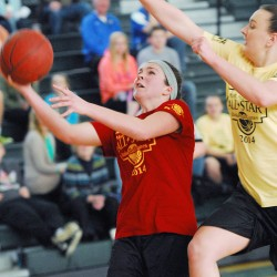 Eight high school basketball players to battle for state free-throw crown