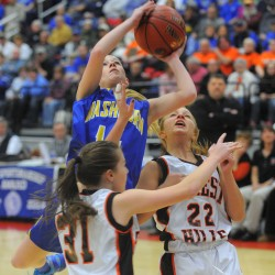 Madison, Forest Hills advance to Western Maine girls title contests