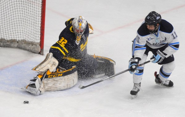 ECHL: UMaine Hockey Eager To Avenge Home Losses To Friars In Providence As NCAA Tournament Looms