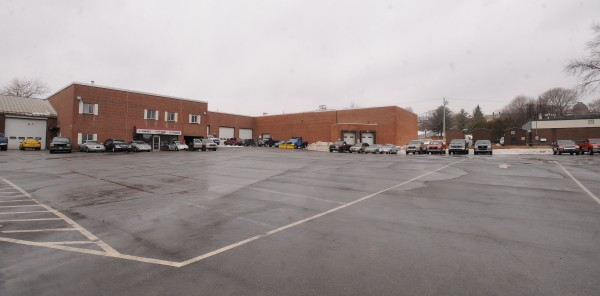 The My Maine Ride lot in Bangor on March 11, 2014.