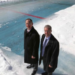 New $1.3 million hockey rink in Falmouth expected to open in time for fall season