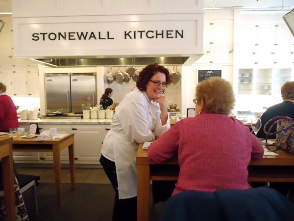 Stonewall Kitchen Cooking School Kicks Out The Jams Living Bangor Daily News Bdn Maine