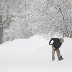 Winter storm expected to hit late Tuesday, last into Wednesday