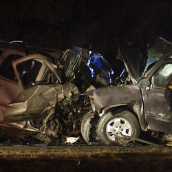 Woman gets prison time for fatal wrong-way crash