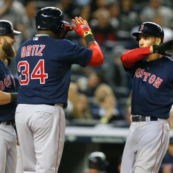 Red-hot Lester, Red Sox drop Yankees again