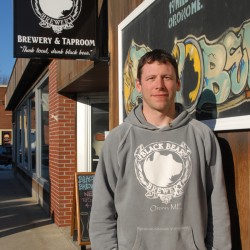 Tim Gallon is the owner and brewmaster at Black Bear Brewery, located at 19 Mill St., No. 4A. He opened the brewery in 2006 and moved to his present location in 2008.