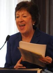 Susan Collins keeps GOP alive in New England, political journal says