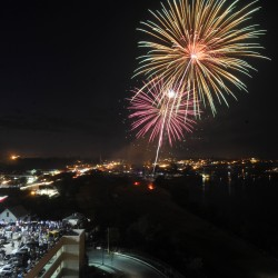Fourth of July events canceled across the state, flood watch includes entire coast