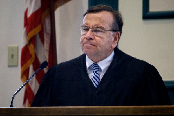 Judge Andrew Horton