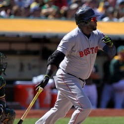 Ortiz's three-run homer in ninth lifts Red Sox by Tigers