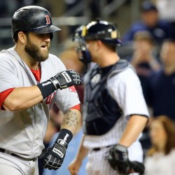 Yankees rally three times, edge Red Sox on Gardiner homer