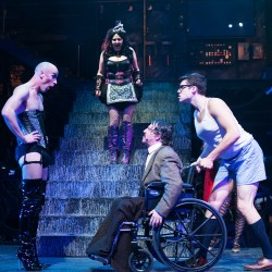 Near flawless cast infuses 'Grease' with energy, depth at UMaine