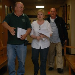 Wiscasset selectman opted out of closed-door meeting, says it should be public