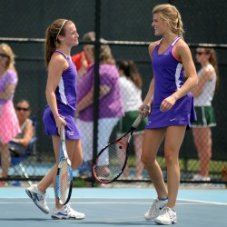 Greely girls outlast Waterville, Cape Elizabeth boys sweep Camden Hills in Class B tennis state finals