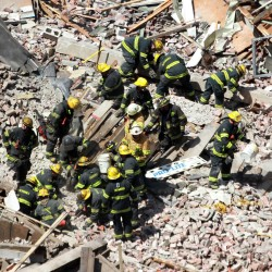 NYC officials identify 9-11 trade center remains