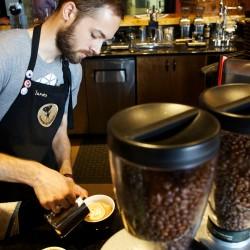 Coffee the lifeblood for Deer Isle-based business partners