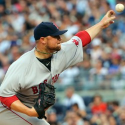 Red Sox shopping Lester as Thursday trade deadline looms