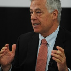Gubernatorial candidate Mike Michaud unveiled a 10-point healthcare plan in Portland on Monday which includes lowering costs by expanding Medicaid.