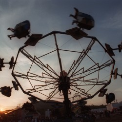 Photo from 2001 Blue Hill Fair