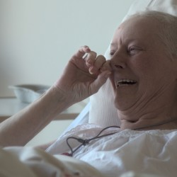"A still from ""Last Dreams,"" one of the films being screened at the Camden International Film Festival's ""Aging in Maine"" screening tour."