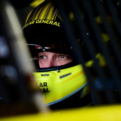 NASCAR Sprint Cup Series driver Matt Kenseth during practice for the Pure Michigan 400 at Michigan International Speedway on Aug. 15 in Brooklyn, Michigan.