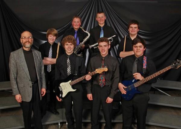 Hampden Academy Jazz Combo