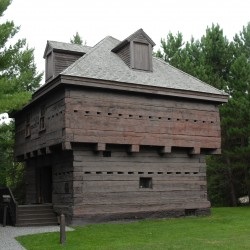 The Fort Kent Blockhouse celebrates its 175th anniversary this month.