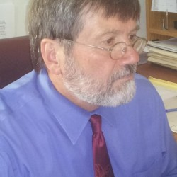 Brunswick Superintendent of Schools Paul Perzanoski
