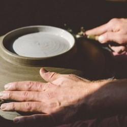 Mug Season 2013 with Central Maine Clay Artists at Harlow