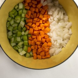 Whether mirepoix, soffritto or sofrito, cooking bases help build flavor in cuisines around the world. Three of the most popular are celery, carrots and onions.
