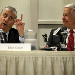 Mike Michaud is the education governor for Maine