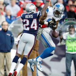 Patriots' Revis ready, willing and avoided