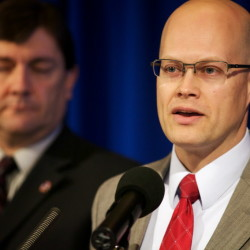 GOP chairman Charlie Webster to step away from Maine party leadership