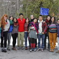 A delegation from the student group Earth in Brackets will attend the latest round of major climate talks — the COP20 UN climate negotiations — Dec. 1-12 in Lima, Peru, as well as youth gatherings prior to the conference and the People's Summit — Cumbre de los Pueblos — a meeting space for civil society organizations.