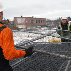Howland tannery site upgrade set for summer
