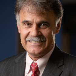 "Jose ""Zito"" Sartarelli, Dean of the WVU College of Business and Economics."