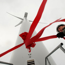 First Wind proposes 5 wind farms to make power for Connecticut