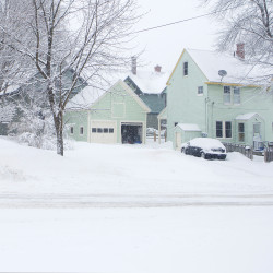 Southern, central Maine see 10 or more inches of snow in weekend storm