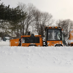 Maine communities see half a foot of snow or more in midweek storm