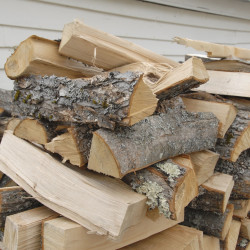'It's been a long winter': Firewood a hot commodity in northern Maine right now
