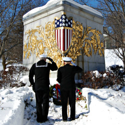 Honoring service: 'It is so important to remember'