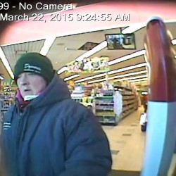 Newport police searching for man who stole $900 chain saw