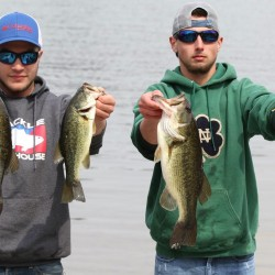 Local students win bass fishing high school state championship