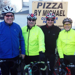 2,000 bicyclists to kick off 180-mile, 3-day trek