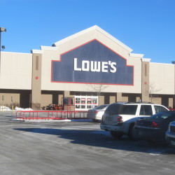 Lowe's home improvement center is seeking major abatements of its property taxes in Maine. Among the stores that want a cut in taxes is the one in Thomaston.
