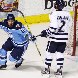 Maine hockey team looking for productive weekend on special teams against Saints