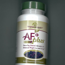 The Maine attorney general's office and Federal Trade Commission said a South Portland company used deceptive advertisements, free-trial offers and return policies to sell two weight-loss supplements, including AF Plus, pictured above.