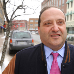 Bangor City Council member Joe Baldacci.
